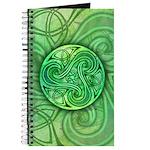 Celtic Triskele Journal