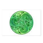 Celtic Triskele Postcards (Package of 8)