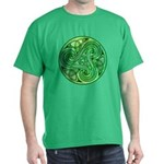 Celtic Triskele Dark T-Shirt