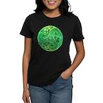 Celtic Triskele Women's Dark T-Shirt