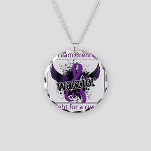 chiari malformation 1 Necklace Circle Charm