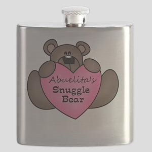snuggle bear Flask