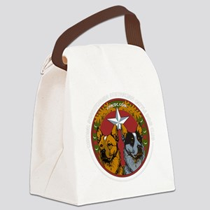 CPACDC-DarkShirt Canvas Lunch Bag