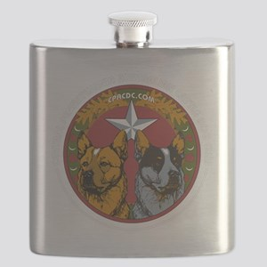 CPACDC-DarkShirt Flask