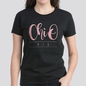 Chi Omega Big Women's Classic T-Shirt