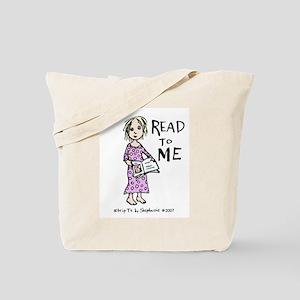 Read To Me 1 Tote Bag