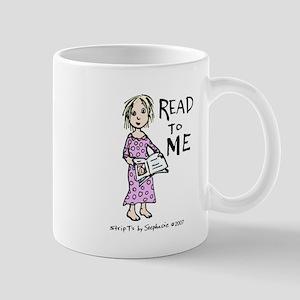 Read To Me 1 Mug