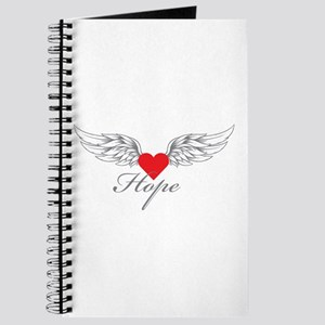 Angel Wings Hope Journal