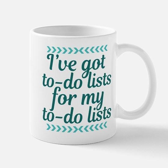 To Do Lists Mug