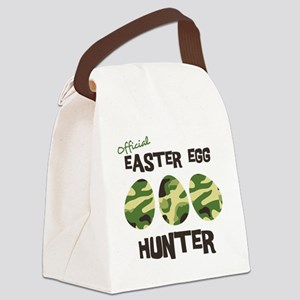 hunter1 Canvas Lunch Bag