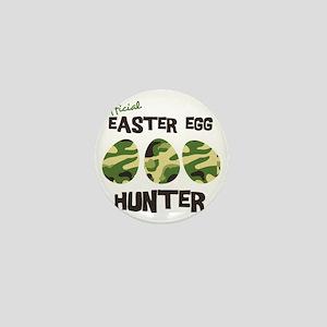 hunter1 Mini Button