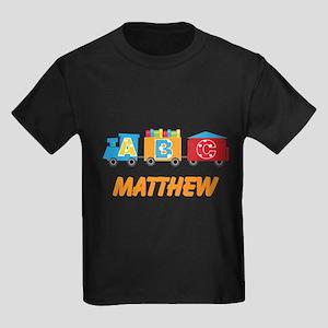 Personalized Alphabet Train T-Shirt