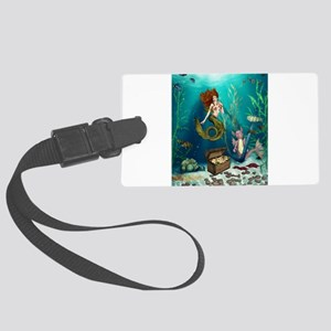 Best Seller Merrow Mermaid Luggage Tag