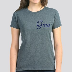 Gina Center T-Shirt