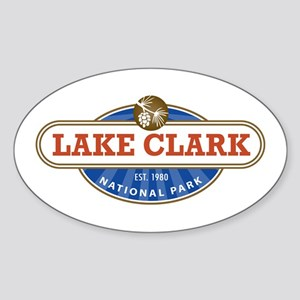 Lake Clark National Park Sticker