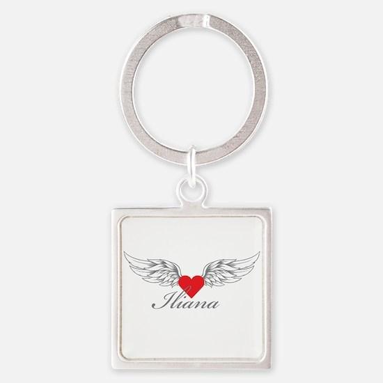 Angel Wings Iliana Keychains