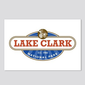 Lake Clark National Park Postcards (Package of 8)