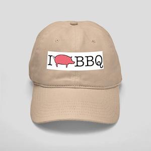 I Cook BBQ Cap