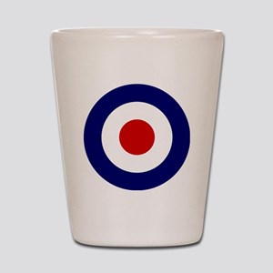 raf Shot Glass