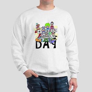 Clown front Sweatshirt