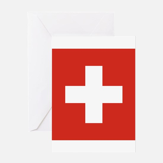 Switzerland Greeting Cards