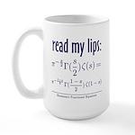 Riemann's Functional Equation Large Mug