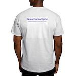 Riemann's Functional Equation Ash Grey T-Shirt