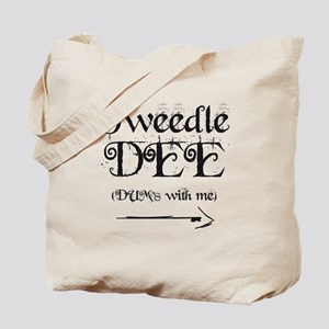 TweedleDEE Tote Bag