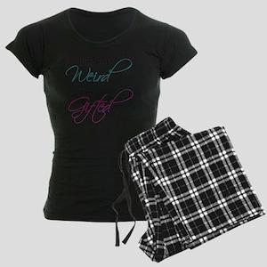 weird Women's Dark Pajamas