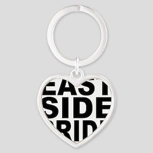 east side pride Heart Keychain