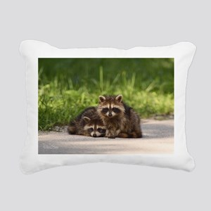 Baby Bandits Rectangular Canvas Pillow