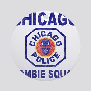 chicago pd Round Ornament
