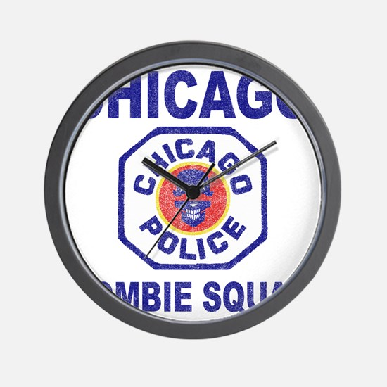 chicago pd Wall Clock