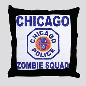 chicago pd Throw Pillow