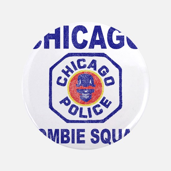 "chicago pd 3.5"" Button"