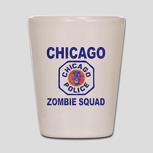 chicago pd Shot Glass