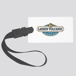 Lassen Volcanic National Park Luggage Tag