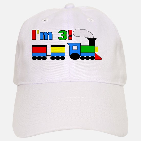 train_im3 Baseball Baseball Cap