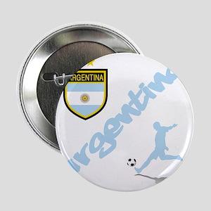 """4-argentina 2.25"""" Button"""
