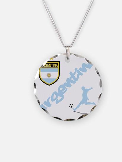4-argentina Necklace
