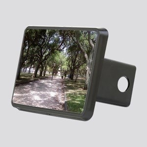 Whitepoints Garden Charles Rectangular Hitch Cover