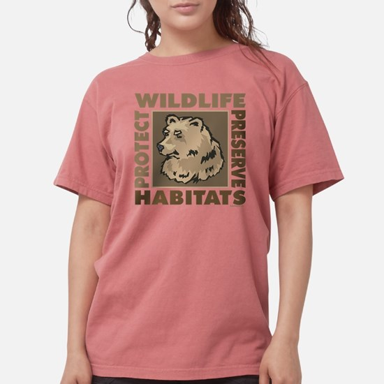 Protect Bears Wildlife T-Shirt