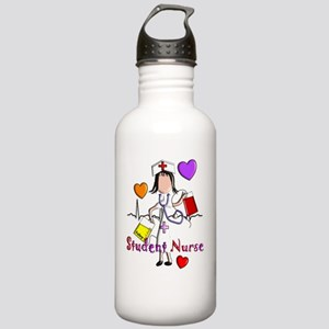 Student Nurse Stainless Water Bottle 1.0L