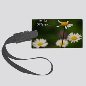 For greeting card Daisy - Izaak  Large Luggage Tag