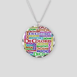 multiDecolores Necklace Circle Charm