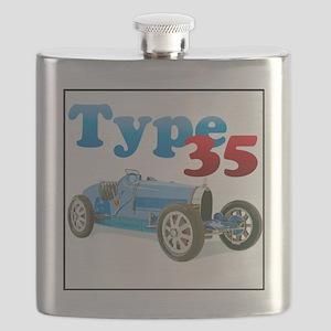Bugatti35-4 Flask