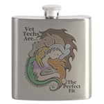 Vet Techs Perfect Fit Flask