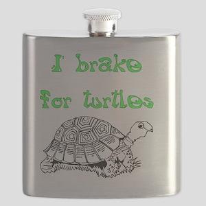 IBrake4TurtlesDark Flask
