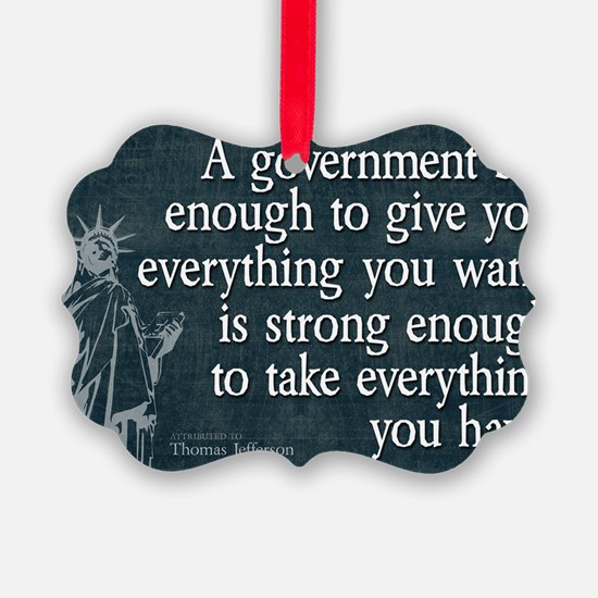 11x17_DarkFlagBigGovt Ornament