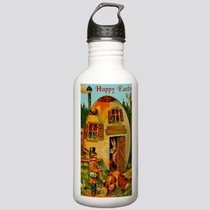 easter-egg-house Stainless Water Bottle 1.0L